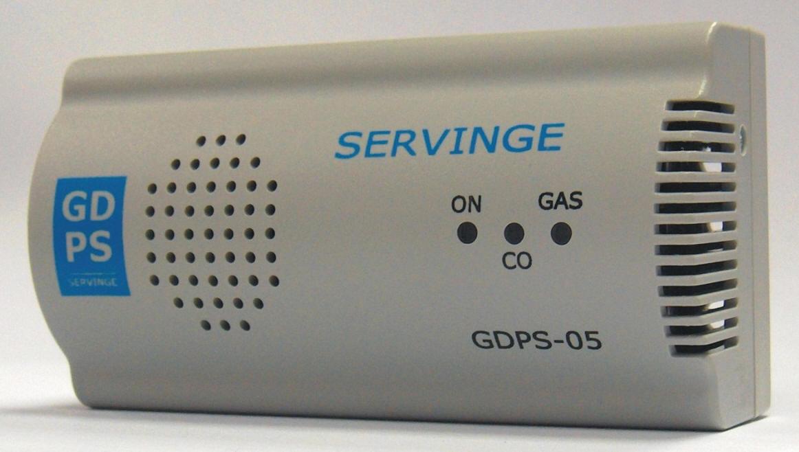 Detector de gas gdps - Generador electrico a gas butano ...